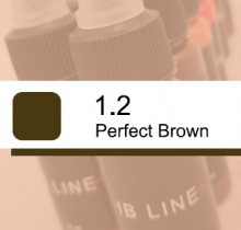 Tattoomix IB_Line 1.2 Perfect Brown